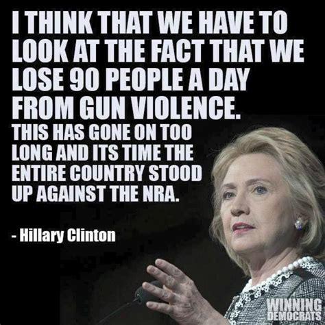 Does Clinton A Criminal Record Clinton Has Jumped On The Gun Bandwagon
