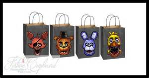 Five nights at freddy s birthday party supplies favors custom party