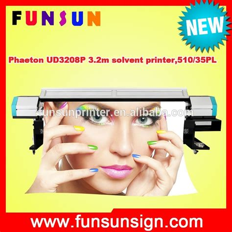 Outdoor Sticker Printer Machine by Phaeton Ud 3208p 3 2m Outdoor 8 Sticker Printer Large