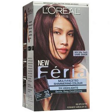 feria wiki color feria 32 light auburn black midnight ruby haircolor
