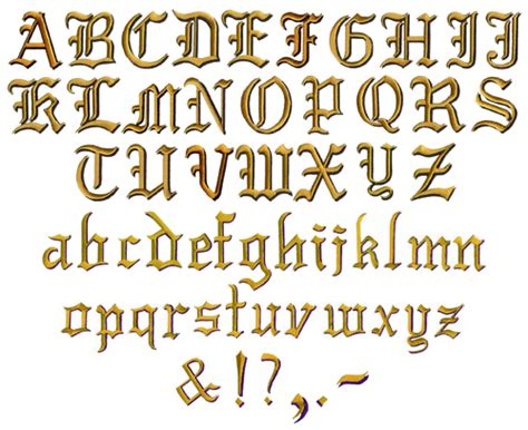 puff old english embroidery font annthegran