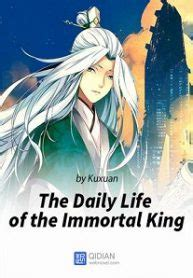 daily life   immortal king boxnovel