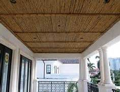Bamboo Wainscot 1000 Images About Porch Ceiling Ideas On Pinterest