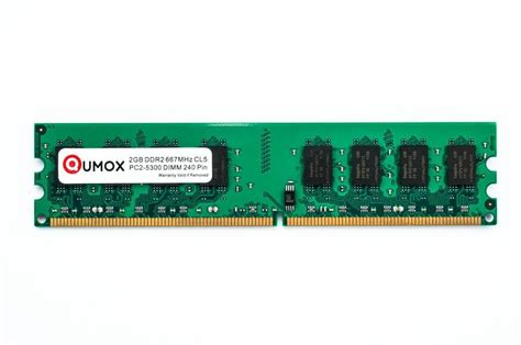 Memory Card Ddr2 2gb Ddr2 667mhz Pc2 5400 Pc2 5300 240 Pin Dimm Memory
