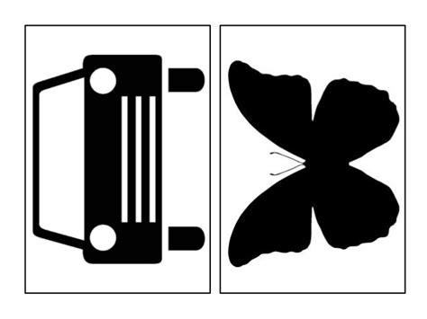 imagenes de venados en blanco y negro tarjetas de estimulaci 243 n visual figuras blanco y negro