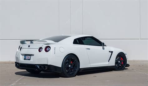 nissan gtr black edition white 2014 nissan gt r black edition quot vd quot stage 2 by jotech