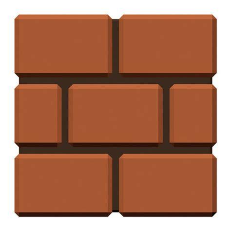 Dark Brick Wall by Block Characters Amp Art New Super Mario Bros