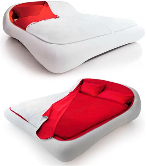 zip bed letto zip bed solves the problem of making a bed