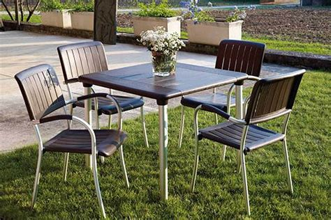 Small Patio Dining Sets 5 Small Patio Dining Sets For The City Dweller
