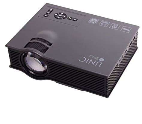 Proyektor Uc46 Unic Home 3d Projector Uc46 Black Price Review And