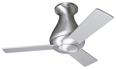 36 hugger ceiling fan 36 quot modern fan altus hugger remote aluminum ceiling fan