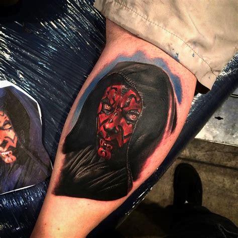 darth maul tattoo wars tattoos best ideas gallery