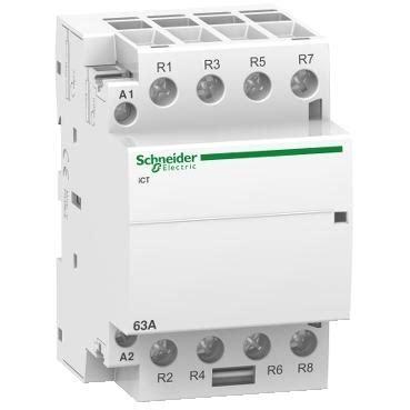 modular contactor ict schneider electric