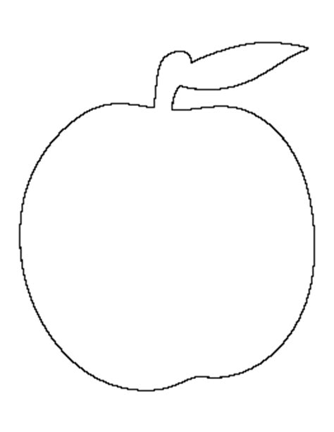 free fruit patterns for crafts stencils and more