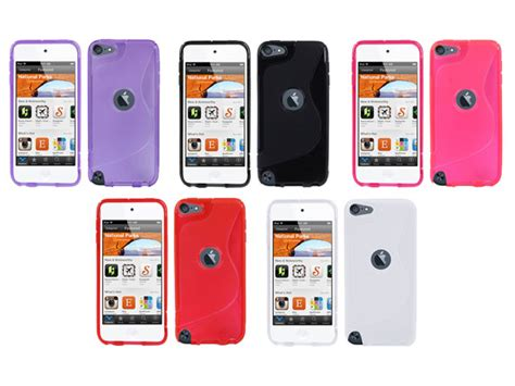 Softcase Tunedesign Lite Air 2 Soft Cover Asus Zenfone 2 55 s line tpu soft case hoesje cover apple ipod touch 5g jpg