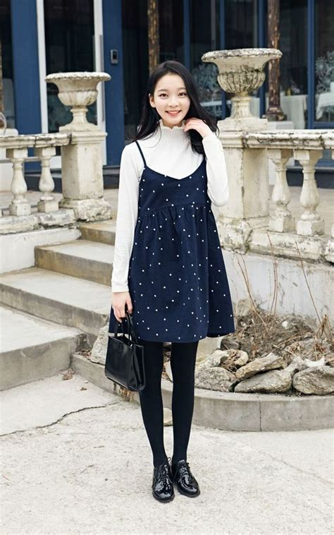 Dress Cewek N Dress Tali 7 inspirasi style slip dress ala cewek korea simple