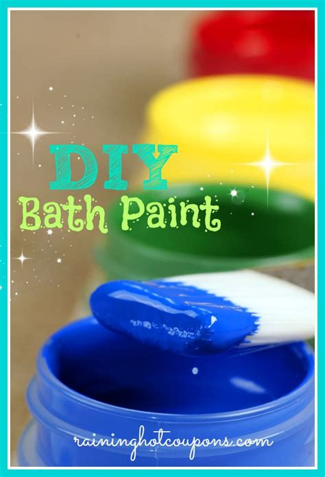 bathtub paint kids the 25 best bath paint ideas on pinterest diy bath