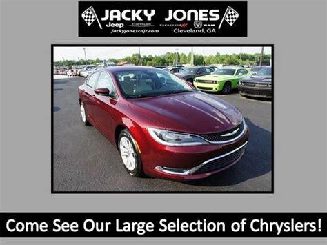 jacky jones auto jacky jones chrysler dodge jeep ram of cleveland autos post