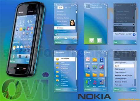 nokia 5233 orignal themes download 5800 nokia themes original