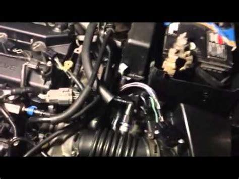 electronic throttle control 2010 mazda mazda6 engine control 2005 mazda 3 maf sensor replacement youtube