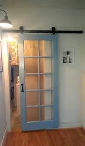 Powder Room Makeovers - laundry room barn door makeover farmhouse laundry