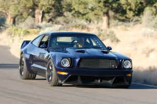 Ford Mustang 2 World S Wildest Mustang Ii Is It An Evolution Or