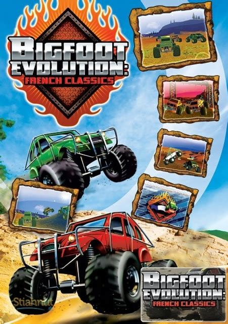 bigfoot monster truck game monster truck games giant bomb