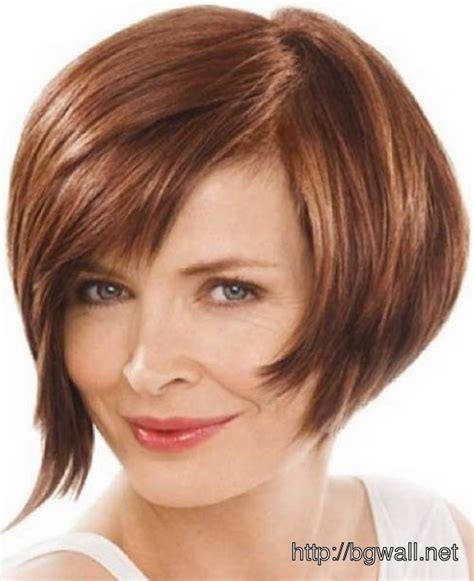 stacked bob haircut for fine hair short stacked hairstyle ideas for thin hair background