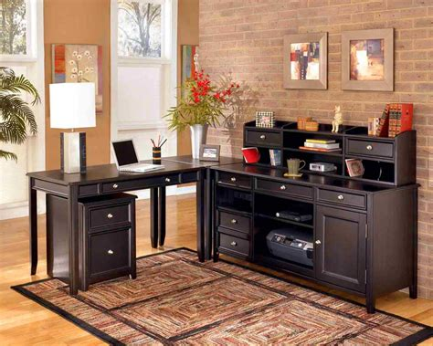 country style office furniture images