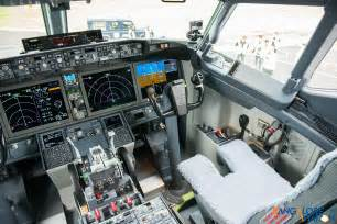 b737 max flight deck exclusive pictures of the new boeing 737 max fas16