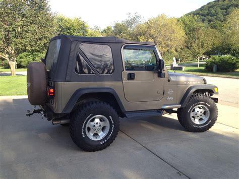 2003 jeep wrangler specs 2003 jeep wrangler pictures cargurus