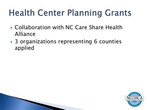 section 330 grant the north carolina health center incubator program ben money