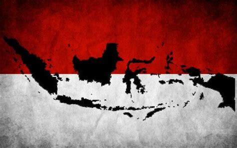 indonesia map bendera gambar sejarah kuno