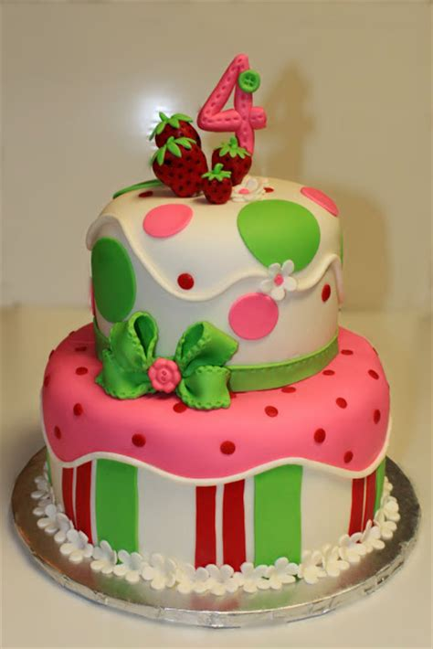 Beauty And The Beast Home Decor southern blue celebrations strawberry shortcake cake