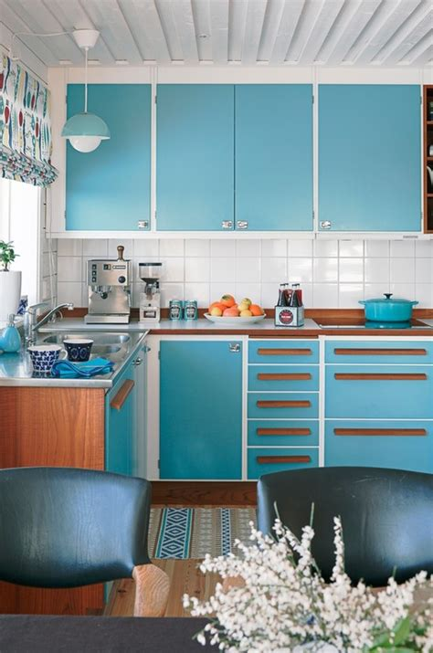 Retro Kitchen Designs Retro Kitchen Design Home Decorating Design