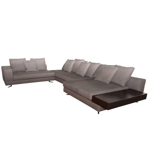 minotti sectional minotti white sectional sofa at 1stdibs