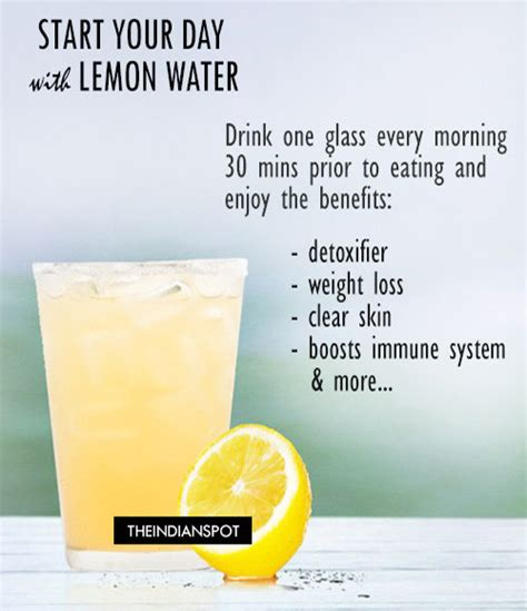 Warm Water And Lemon Detox by Benefits Of Lemon Water Start Your Day With Lemon Water
