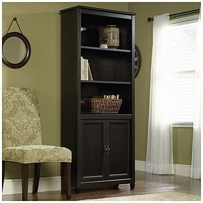library bookcase with doors at big lots xox on my way