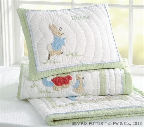 peter rabbit baby bedding peter rabbit nursery bedding pottery barn kids