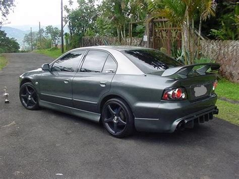 mitsubishi galant modified modified mitsubishi galant imgkid com the image