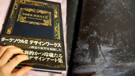 dark souls ii design 1927925568 dark souls 2 design works art book page by page youtube