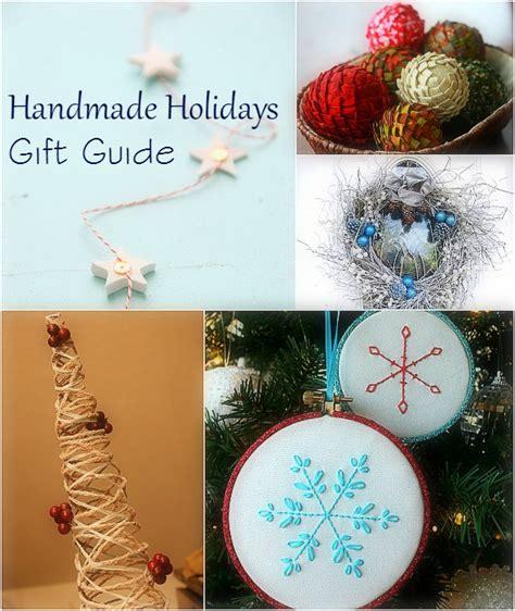 Handmade Gift Ideas 2014 - handmade holidays gift ideas lookwhatmomfound and