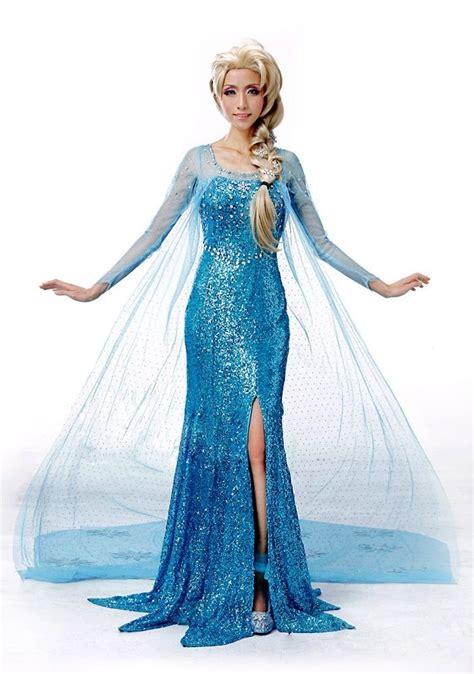Princess Kostum Elsa Frozen disney frozen elsa dress costume3 by jessical1 on deviantart