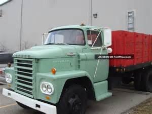 Dodge Grain Truck For Sale 1965 Dodge D500 Farm Grain Truck Roll Rat Rod Tilt