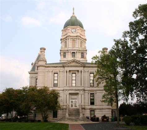 Logan County Ohio Court Records Courthouses I Known