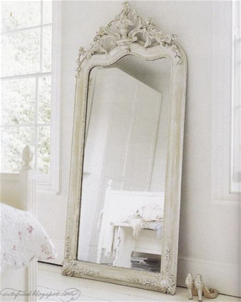 shabby chic bedroom mirrors vintage mirrors