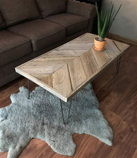reclaimed barn wood chevron coffee reclaimed wood coffee table barn wood coffee table chevron