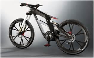 audi e bike concept by audi design 2012 bike trend