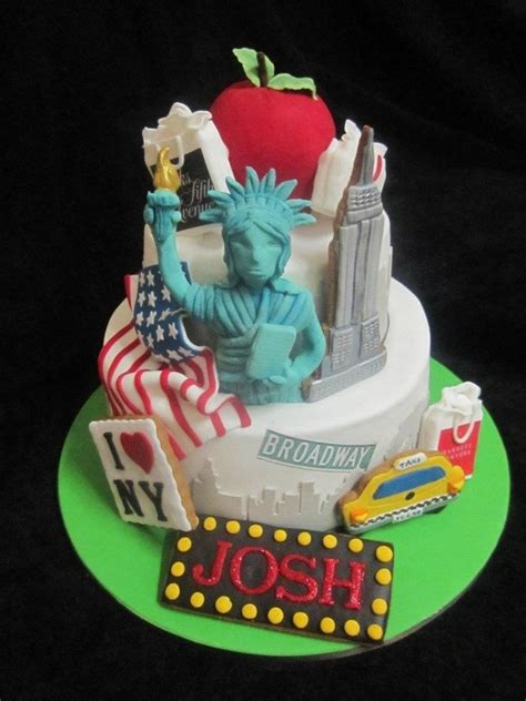 josh new york cake cake and cookies cakecentral