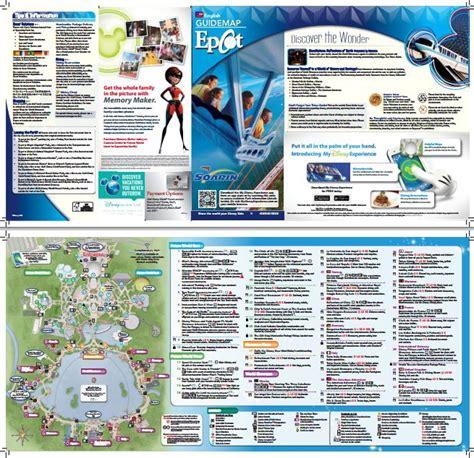 printable epcot tickets epcot park map print view before you go pdf epcot